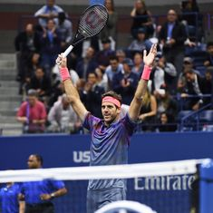 'NYC is still a Fedal free zone': Twitter salutes del Potro's spirit after his win over Federer
