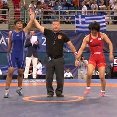 India's Sonam Malik bags gold in Cadet World Wrestling Championship, Neelam wins bronze