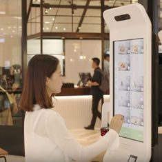 Watch: At this restaurant, customers can 'smile to pay' for their food. Facial recognition is here