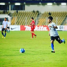 FIFA Under-17 World Cup: Injured striker Aman Chetri ruled out