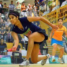 Joshna Chinappa outlasts top seed to reach final of Hong Kong Squash meet