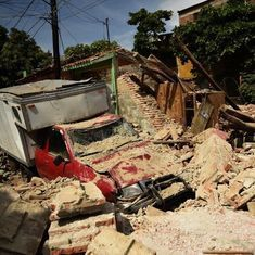 Toll in Mexico earthquake rises to 61, Juchitán town was the worst hit