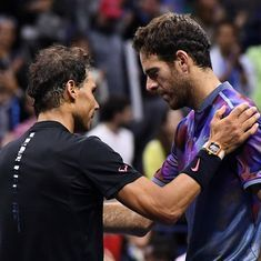 To be honest, I'm angry to lose a chance like this: Del Potro after loss to Nadal