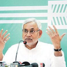 Nitish Kumar's faction of the Janata Dal (United) stakes claim to the party's arrow symbol