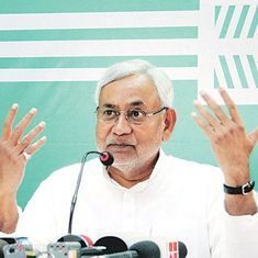 Nitish Kumar says he has not given up demand for special status for Bihar