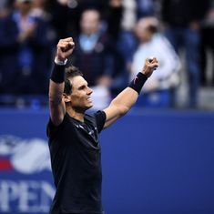 Being healthy more important than winning Slams, says Nadal after reaching US Open final