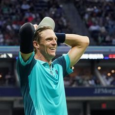 US Open finalist Kevin Anderson gunning to join Ernie Els and Co as South African sporting champ