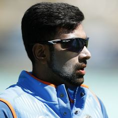 Ashwin gets 50-over lifeline, named India 'A' team captain for Deodhar Trophy