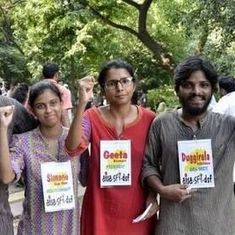 Left alliance beats ABVP to win JNU student elections, Bapsa comes third