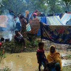 WHO begins 'second-largest oral cholera vaccination drive ever' in Rohingya camps in Bangladesh