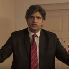 Watch: 'Rabish Kumar' reports the woes of bachelors at a house party in this attempted parody