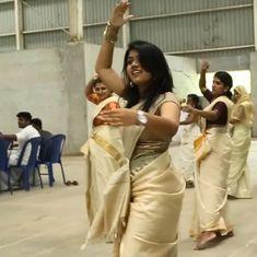 'संस्कारी' भावी भारतीय महिला कारोबारियों का डांस जो अब हॉलीवुड को भी पसंद आ रहा है