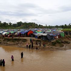 Rohingya Muslim insurgents declare ceasefire to allow aid distribution in Myanmar's Rakhine