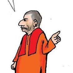 कार्टून : जीते को जल नहीं, मरे को फल