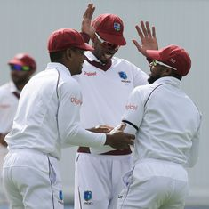 West Indies's path is long and tough but England series loss dares them to dream