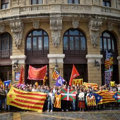 The big news: Catalonia declares independence from Spain, and nine other top stories
