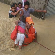 Assam: 75 dead since August 10, over 71,000 affected in fresh floods across five districts