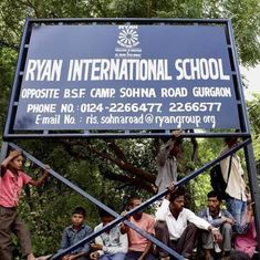 Gurugram: Ryan International School reopens over two weeks after murder of Class 2 student