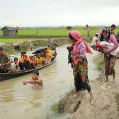 Rohingya crisis: China says it supports Myanmar government's efforts to stabilise peace
