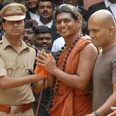 'Fake babas': Why rape-accused Swami Nithyanand is not on the apex sadhu body's blacklist