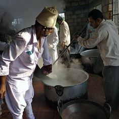 Why this village in Gujarat cooked a pool of kheer until the cows came home