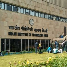 IIT-Delhi student found dead in his hostel room, police say he had attempted suicide earlier