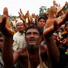 संयुक्त राष्ट्र ने दुनिया से रोहिंग्या मुसलमानों की मदद के लिए आगे आने की अपील की