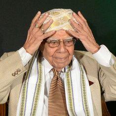 देश के न्यायिक इतिहास में राम जेठमलानी को कैसे याद किया जाएगा?