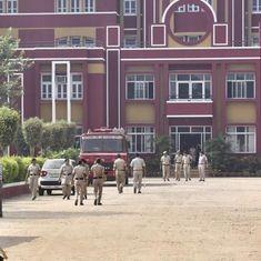Gurugram school murder: CBI 'tortured, brutally thrashed' my son, claims father of Class 11 student