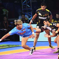 PKL: Bengal Warriors defeat Telugu Titans 32-31 in a thriller, Steelers post second win at home