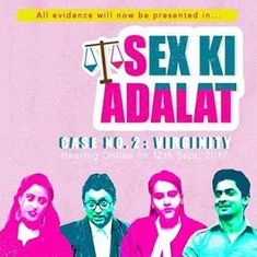 Video: Sex Ki Adalat is simple and funny but provides basic lessons on sexual health