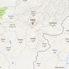 Afghanistan: At least three injured after series of rocket attacks in Kabul