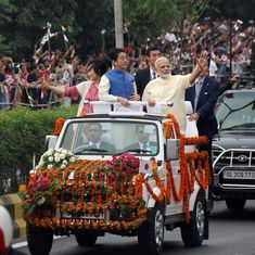 The big news: Narendra Modi, Japan PM Shinzo Abe hold roadshow in Gujarat, and 9 other top stories