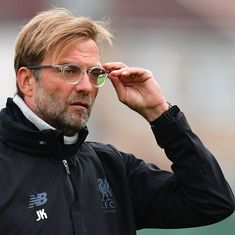 Liverpool boss Jurgen Klopp dismisses talks of mental frailty despite Sevilla surrender