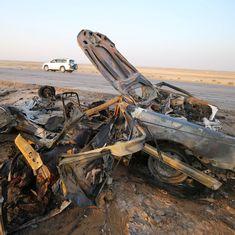 इराक : रॉकेट हमले में दो अमेरिकी नागरिकों सहित तीन लोगों की मौत