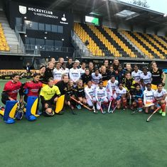 Hockey: Indian women lose 1-3 to Ladies Den Bosch on European tour
