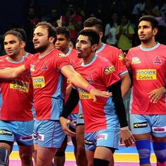 PKL: Jaipur Pink Panthers make strong second-half comeback to tie with Haryana Steelers