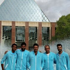 Davis Cup: Ramanathan to open India's campaign, Bopanna to partner Purav Raja in doubles