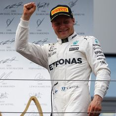 Australian GP winner Valtteri Bottas says 'something changed' in his head after last season
