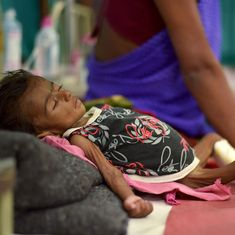 Maharashtra puts on hold its controversial plan to supply malnourished kids with therapeutic foods