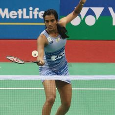 Korea Open: Sindhu moves into semis, Sameer Verma goes down fighting against world No. 1