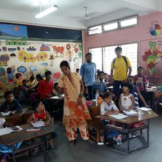 In Guwahati, first-generation learners at an educational outreach programme are turning teachers