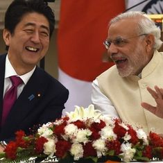 Video: Will the Narendra Modi-Shinzo Abe bromance keep China in check?