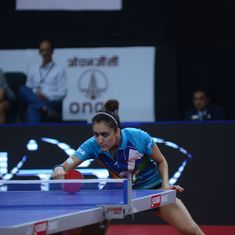 CWG 2018 table tennis: Manika Batra storms into semis; medal assured in women's doubles