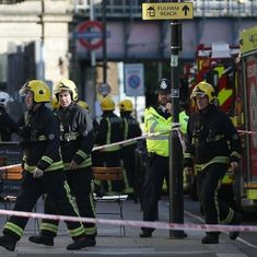 Islamic State claims it was behind London train attack that injured 29