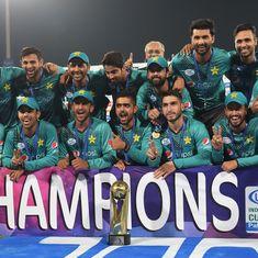 Pakistan beat World XI in third Twenty20 International to clinch series 2-1