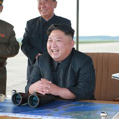 North Korea says it will 'never give up' nuclear weapons as long as the US continues its 'blackmail'