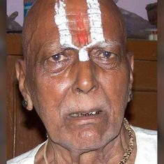 Bhaskar Das, the last chief litigant in the Ram Janmabhoomi-Babri Masjid case, dies