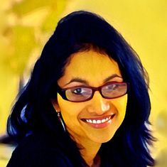 Here is a candidate for the global Sri Lankan novel, and it is only the author's debut