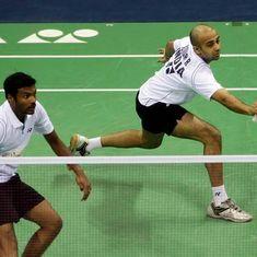 World Senior Championships: India assured of title as Kumar-Thomas meet Diju-Vidyadhar in final